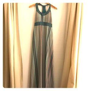 Parma maxi dress